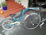 Fahrrad Nachläufer