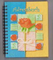 Nostalgie - Adressbuch