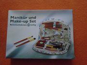 Manikür und Make-up Set 19-teilig