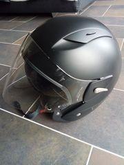 2 Motorradhelme
