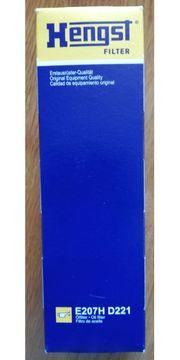 Luftfilter und Oelfilterelement - NEU für