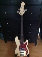 Harley Benton Deluxe OW-75 E-Bass