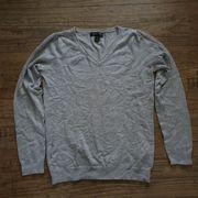 Pullover grau Gr 36 38