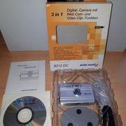 Elta media 3in1 Digitalkamera webcam