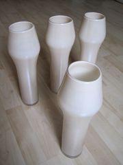 4 Glasvasen