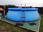 INTEX 457x122 Swimming Pool Quick