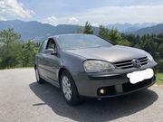 VW Golf 5 4 motion