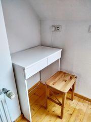 Frisiertisch Ikea BRIMNES weiß mit