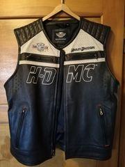 Harley Davidson Lederweste