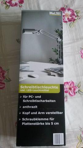 Lampen - LED-Schreibtischlampe