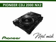 Pioneer Dj CDJ 2000 NXS2