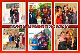 Tanzpartner/-in - DUDELSACKSPIELER - BAGPIPER 4 YOU AMAZING
