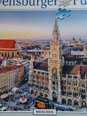 Puzzle Ravensburger München