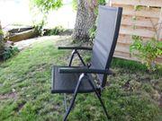Gartenstühle mit Polster