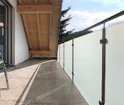 Neubau-Wohnung Dachgeschoss