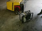 Kaeser kompressor Benzinbetrieben