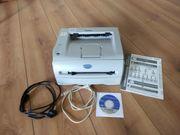 Laserdrucker Brother HL-2030 schwarz weiss