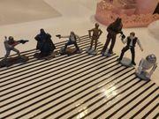 7 Star Wars Figuren