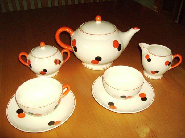 HARLEKIN Teeservice Tee for Two