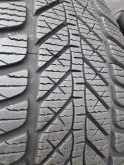 Satz Winterreifen Auf Stahlfelgen Ford