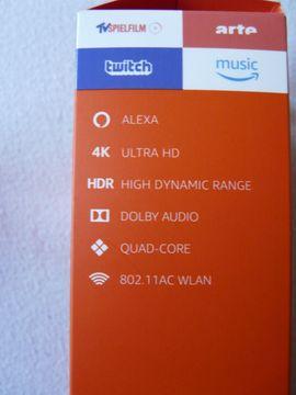 Amazon Fire TV Box 3: Kleinanzeigen aus Bürstadt - Rubrik Digitale Rekorder, HD