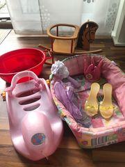 Baby Born Puppen Mama Set
