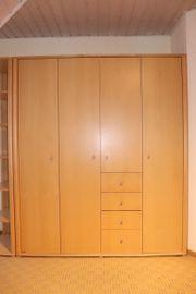 Kinderzimmerr PAIDI Feleximo Hochbett Kleiderschrank
