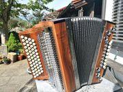 Steirische Harmonika Ziach Müller B-ES-AS-DES
