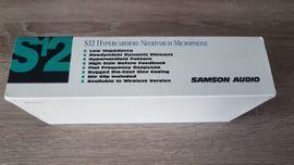 PA, Licht, Boxen - Samson S12 Hypercardioid Neodymium Microphone