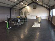 Bodenplatten für Garage Keller Hallen