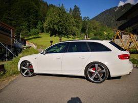 Audi A4 Avant Quattro S-Line: Kleinanzeigen aus Vandans - Rubrik Audi A4