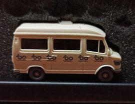 Eisenbahn Modellauto MB Bus Werbepackung: Kleinanzeigen aus Steuerwaldsmühle - Rubrik Modellautos