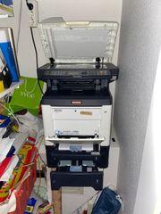Farblaser Multifunktionsgerät mit Fax Duplex
