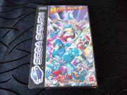 Megaman X3 Capcom Sega Saturn