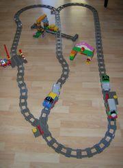 Lego Duplo Eisenbahn mit elektrischer