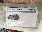 Canopy Gotland 4 Vorzelt