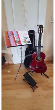 Ortega Gitarre 3 4