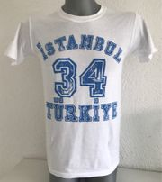 Tshirt bedruckt Türkiye Istanbul 34