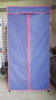 Textil-Kleiderkästen 2 Stück