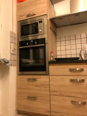 Küche mit E Geräte ohne