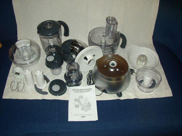 Küchenmaschine Foodprocessor TCM FP 696
