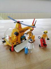 Playmobil ADAC Rettungshubschrauber