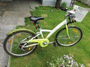 Mädchen-Fahrrad