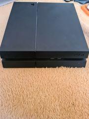 Playstation 4 500 GB schwarz