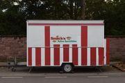 Imbissanhänger - Foodtruck - Imbisswagen