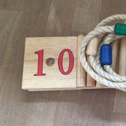 Holz Ring Wurfspiel