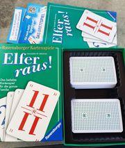Das Spiel Elfer raus Ravensburger