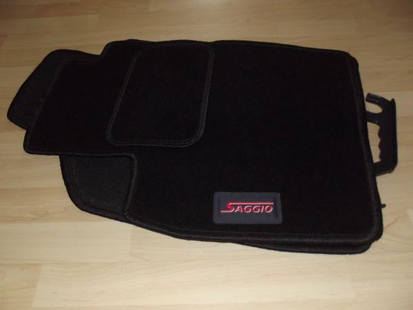 Fußmatten für Fiat 500