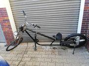 Showbike Cruiser Fahrrad Chopper Austellungsstück