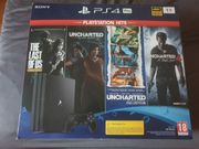 Playstation4 Pro Uncarted Bundle Plus